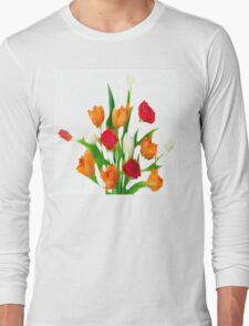 You Got Flowers Long Sleeve T-Shirt
