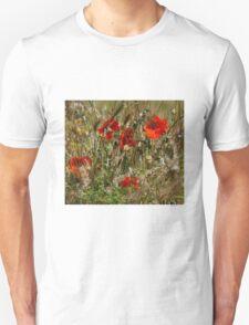 Summer Poppies T-Shirt