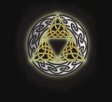 Celtic Triforce  by Kyo-katt