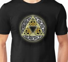 Celtic Triforce  Unisex T-Shirt