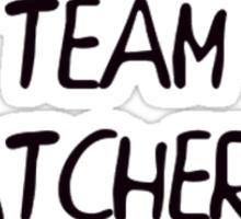 Team ThatcherJoe Sticker