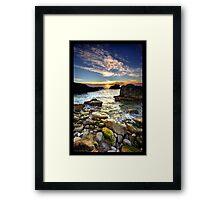 Slipstream Framed Print
