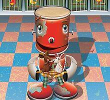 Robot's Pet by Shane McGowan