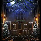 Hogwarts Great Hall - Christmas ver. 2 by Serdd