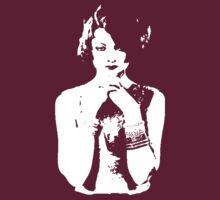 Myrna Loy Considers by Museenglish