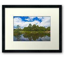 Land of Oz Framed Print
