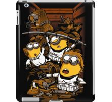 Despicable Rebels iPad Case/Skin