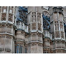 Abbey Exterior Photographic Print