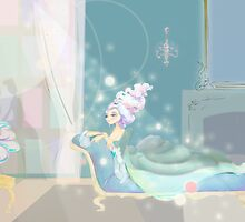 Marie Antoinette A la Pop Fantastic by PopFantastic