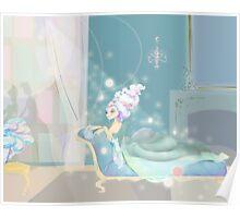 Marie Antoinette A la Pop Fantastic Poster