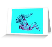 Martial Arts - Way of Life #2 Greeting Card