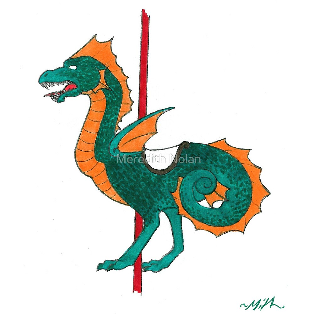 Carnival Dragon by Meredith Nolan
