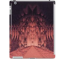 The Walls of Barad Dûr iPad Case/Skin