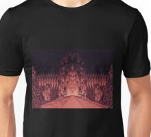 The Walls of Barad Dûr Unisex T-Shirt