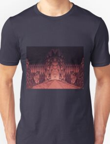The Walls of Barad Dûr Unisex T-Shirt