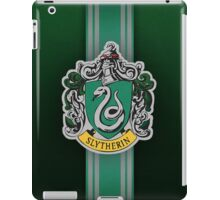 Slytherin Ribbon ver. 1 iPad Case/Skin