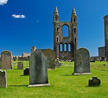 St. Andrews Cathedral by Jan Cervinka