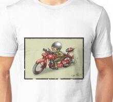MOTORCYCLE 'HARLEY DAVIDSON' STYLE  Unisex T-Shirt
