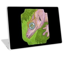 Look Within For Refuge Laptop Skin