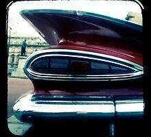 chevy by Lou McGill