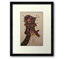 Lose Yourself Framed Print
