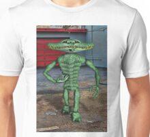 Gator Bone Man Unisex T-Shirt