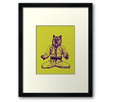 Martial Arts - Way of life #5 Framed Print