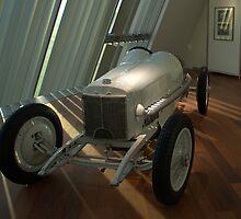 Veteran Racer by John Thurgood