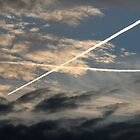 Vapour trails by sasjacobs