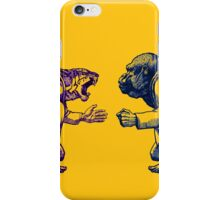 Martial Arts - Way of Life #1 iPhone Case/Skin