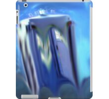 dr, who, tardis, melting, dali, iPad Case/Skin