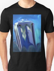 dr, who, tardis, melting, dali, T-Shirt