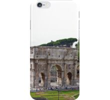 Arch of Constantine iPhone Case/Skin