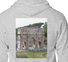 Arch of Constantine Zipped Hoodie