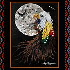 Eagle Moon by Gregory Ewanowich