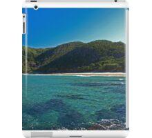 Where the rainforest meets the sea iPad Case/Skin