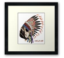 great spirit Framed Print