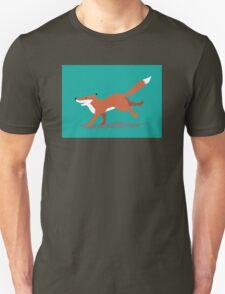 Running Fox Unisex T-Shirt