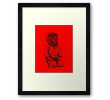 Martial Arts - Way of Life #6 Framed Print