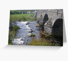 upper river dart Greeting Card