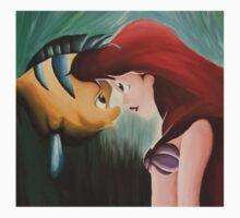 Ariel & Flounder T-Shirt