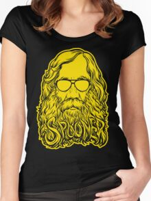 Lysander Spooner Too Cool Women's Fitted Scoop T-Shirt