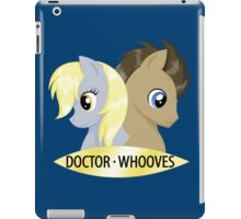 Doctor Whooves & Companion iPad Case/Skin