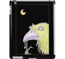 When The Green Crow Brings You Dreams of Shelter iPad Case/Skin