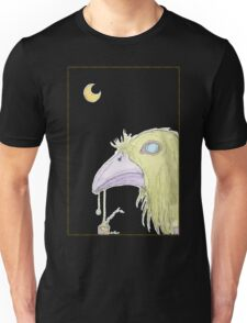 When The Green Crow Brings You Dreams of Shelter Unisex T-Shirt