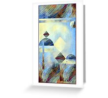 Sensory Perception Greeting Card