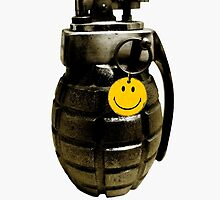 Bad Company Grenade by SrGio