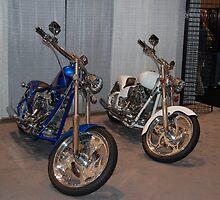 Custom Cycles by Josh Johnston