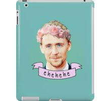 Tom Hiddleston iPad Case/Skin