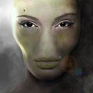 Hot Alien by kgittoes